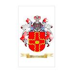 Blenkhorne Sticker (Rectangle)