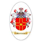 Blenkhorne Sticker (Oval 50 pk)