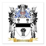 Blenkensop Square Car Magnet 3