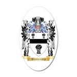 Blenkensop 35x21 Oval Wall Decal