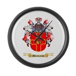 Blenkarne Large Wall Clock