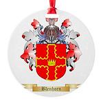 Blenhorn Round Ornament
