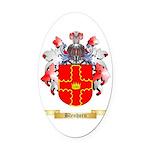 Blenhorn Oval Car Magnet