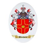 Blenhorn Ornament (Oval)