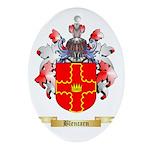 Blencarn Ornament (Oval)