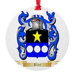 Blee Round Ornament