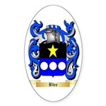 Blee Sticker (Oval 10 pk)
