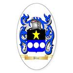 Blee Sticker (Oval 50 pk)