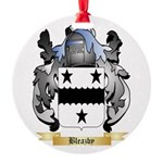 Bleazby Round Ornament