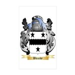 Bleazby Sticker (Rectangle 50 pk)