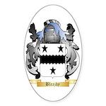 Bleazby Sticker (Oval 50 pk)