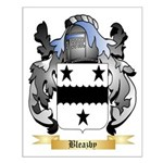 Bleazby Small Poster