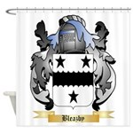 Bleazby Shower Curtain