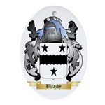 Bleazby Ornament (Oval)