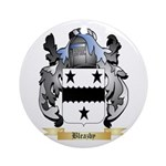 Bleazby Ornament (Round)