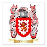 Bleackley Square Car Magnet 3