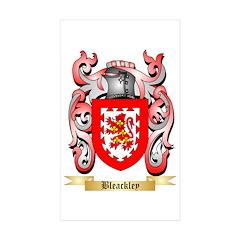 Bleackley Sticker (Rectangle 10 pk)