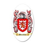 Bleackley 35x21 Oval Wall Decal