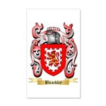 Bleackley 35x21 Wall Decal
