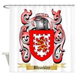 Bleackley Shower Curtain