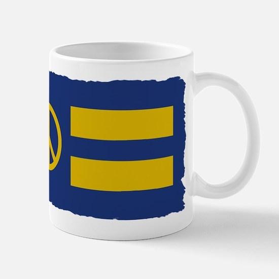 Equality In Diversity Mug