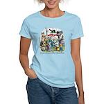 Animals Unite Women's Light T-Shirt