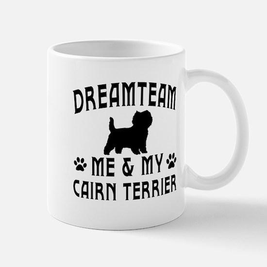 Cairn Terrier Dog Designs Mug
