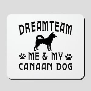 Canaan Dog Designs Mousepad