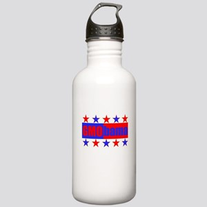 GMOBAMA Water Bottle