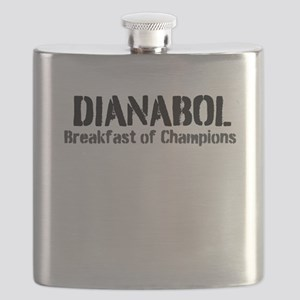Dianabol Breakfast of Champions Flask