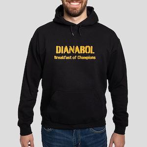 Dianabol Breakfast of Champions Hoodie (dark)