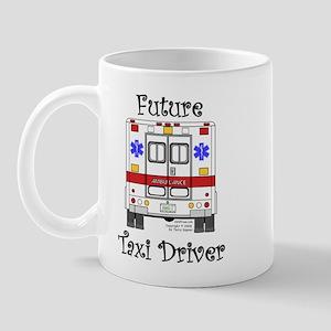 Future Taxi Driver Mug