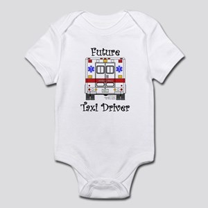Future Taxi Driver Infant Bodysuit