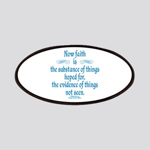 Hebrews 11 1 Scripture Patches