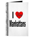 I Love Manhattans Journal