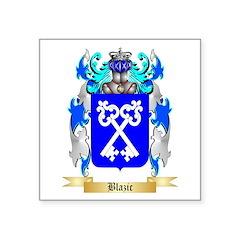 Blazic Square Sticker 3