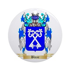 Blazic Ornament (Round)