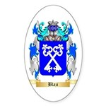 Blazi Sticker (Oval 10 pk)