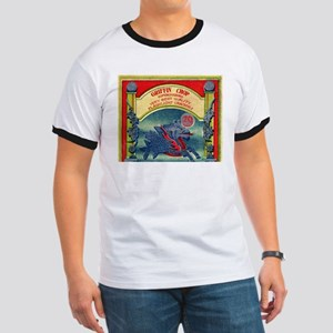 Griffin Chinese Fireworks label T-Shirt