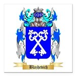Blazhevich Square Car Magnet 3