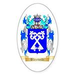 Blazewski Sticker (Oval 10 pk)