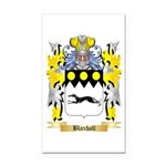 Blaxhall Rectangle Car Magnet