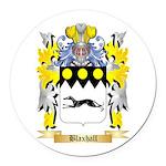 Blaxhall Round Car Magnet