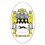 Blaxhall Sticker (Oval 50 pk)