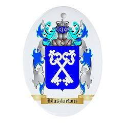 Blaszkiewicz Ornament (Oval)
