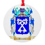 Blasoni Round Ornament
