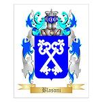 Blasoni Small Poster