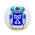 Blasoni Ornament (Round)