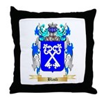 Blasli Throw Pillow