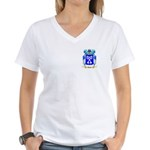 Blasl Women's V-Neck T-Shirt